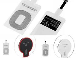 38 Qi Wireless Fast Charging Pads & Adapter Cards With Packa