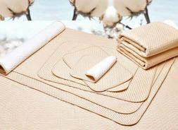 4 Layers Waterproof Blanket For Bedwetters Reusable Changing