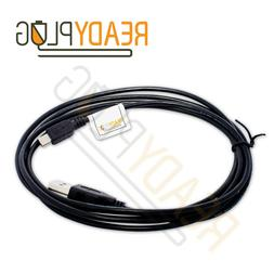 6 ft ReadyPlug USB Cable for Yootech Fast Charge QI Charging
