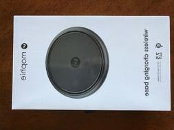 Brand New Mophie 7.5W Wireless Charging Pad Black for iphone