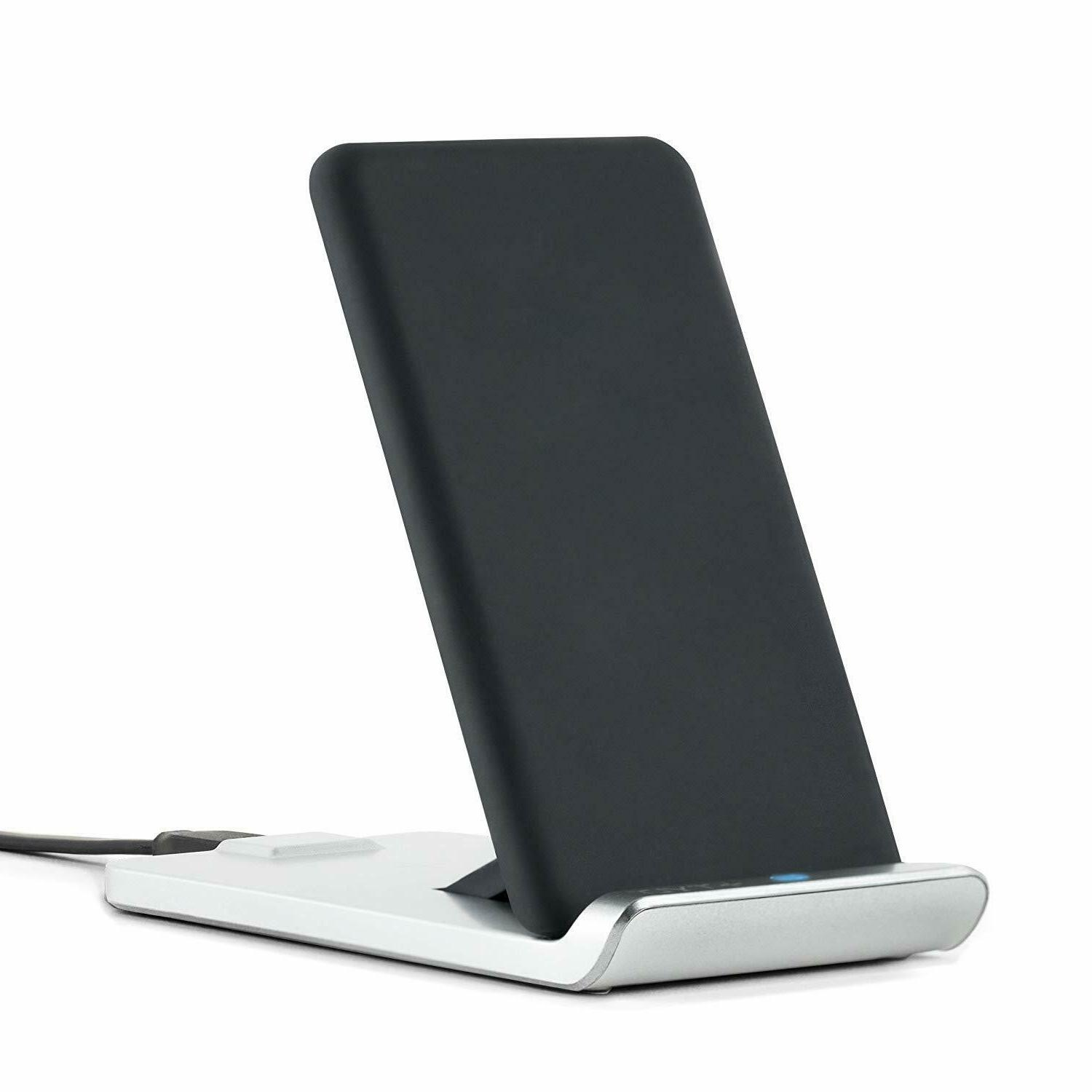 fold 10w wireless charging pad and adjustable