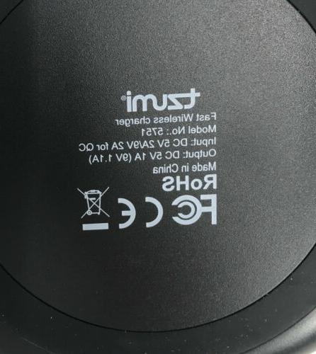 Tzumi Charge Fast 2 Wireless For