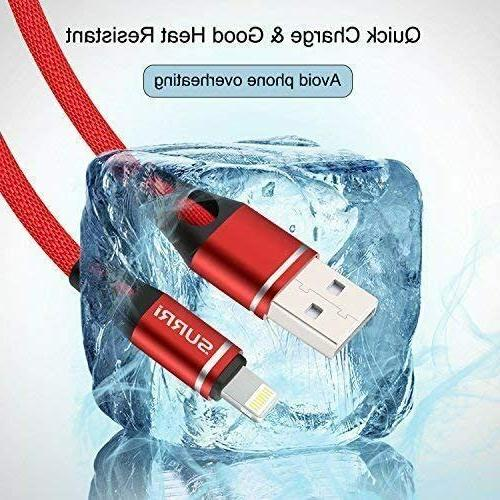 For Iphone Charger, Nylon Charging Iphone