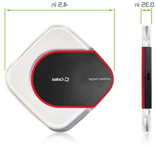 NEW Cellet Qi Fast Charger & Samsung
