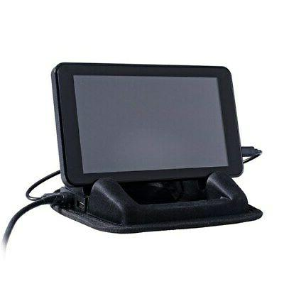 powered steel weighted dash pad charges multiple