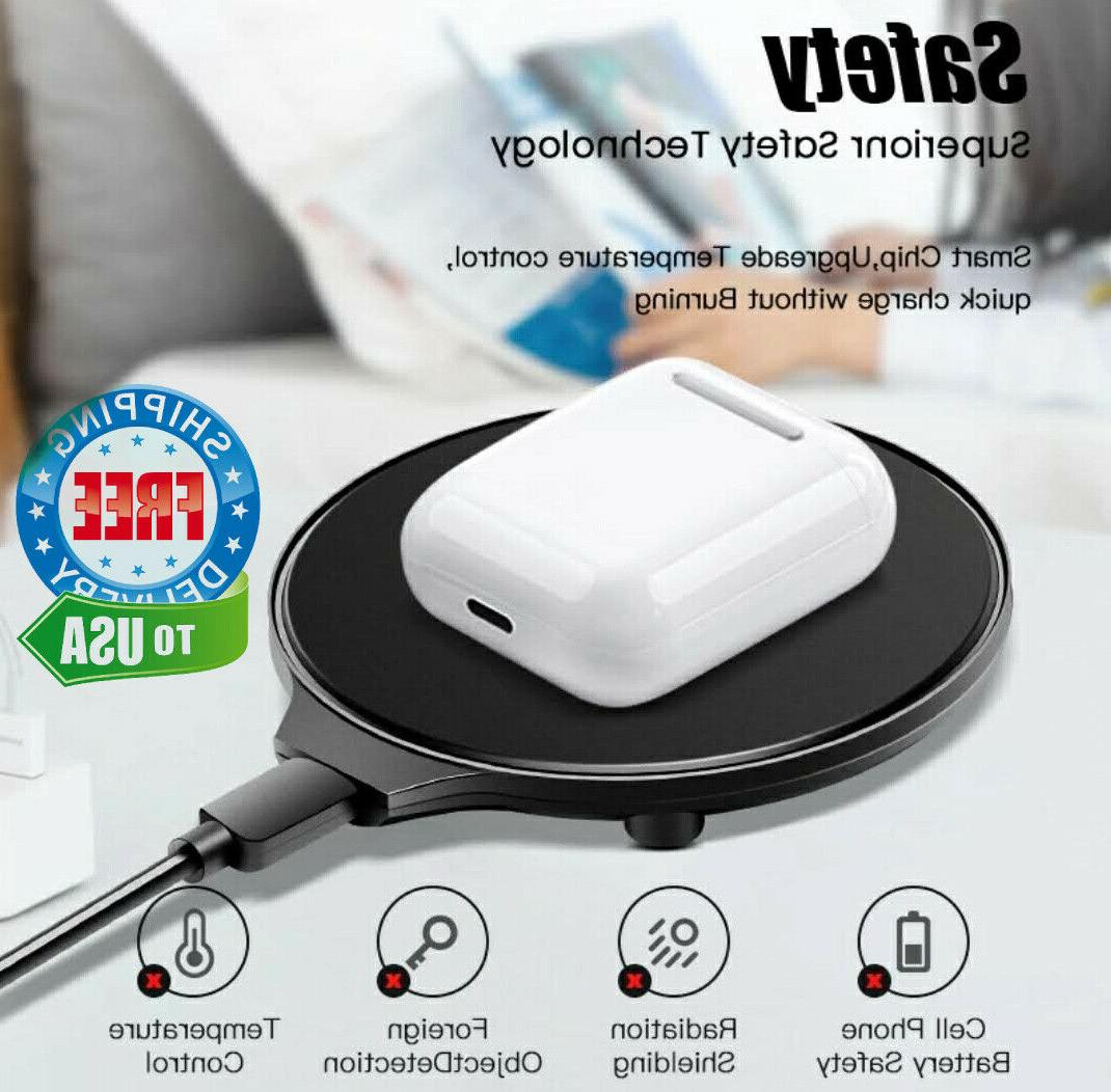 promillz airpods pro 2 qi wireless charger