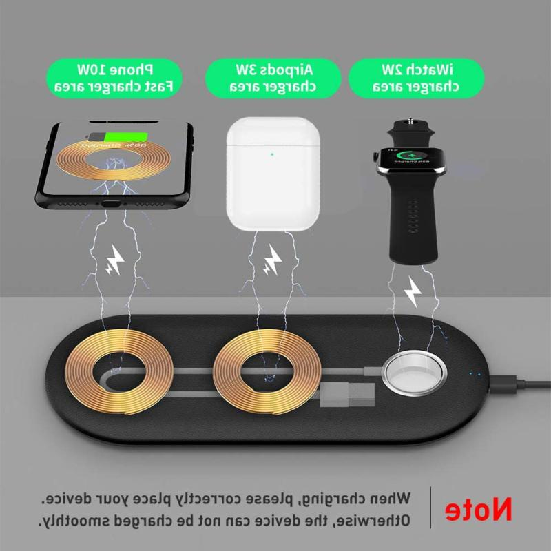 Aicase Charging Pad,Multiple Devices Charger