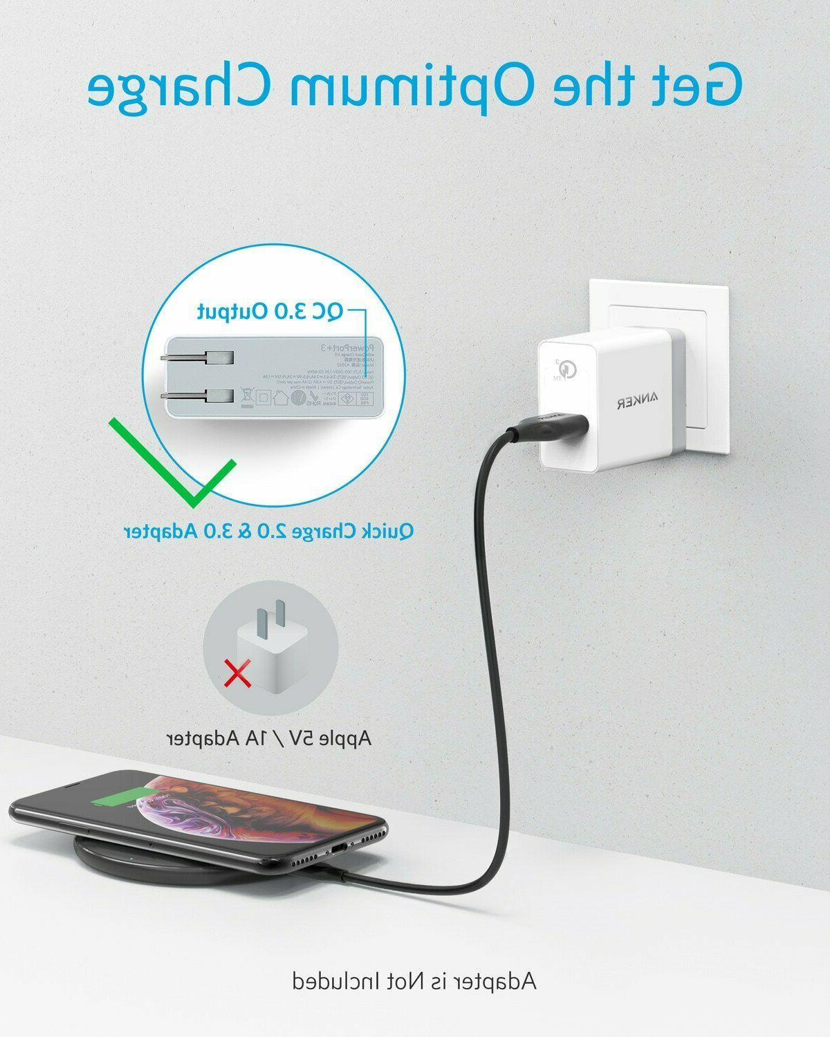 Anker Wireless Charger Pad 10W for iPhone