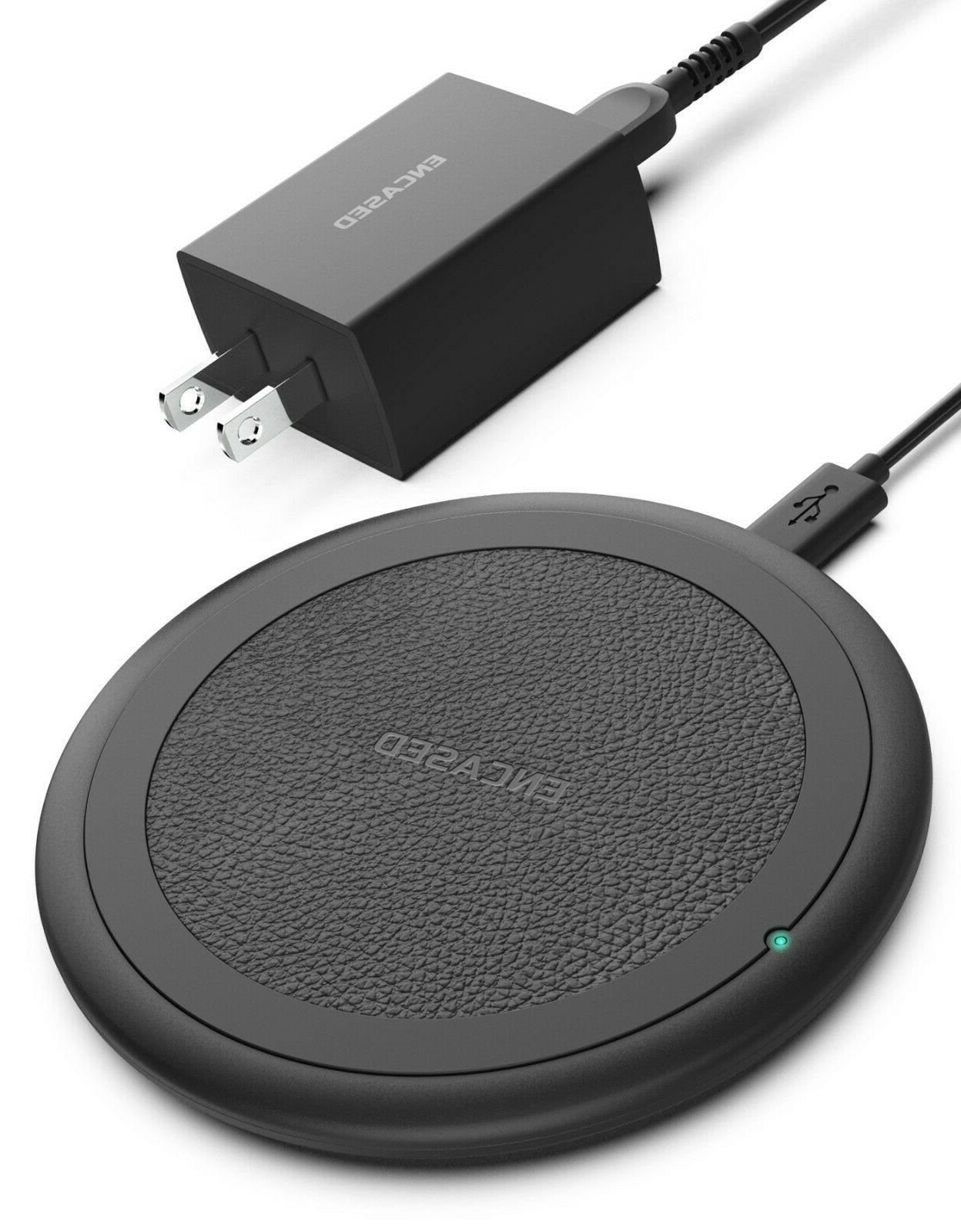 wireless charger qi fast charging pad
