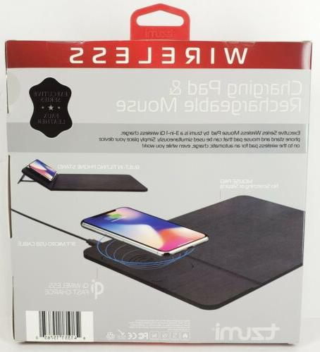 Tzumi Wireless Pad New