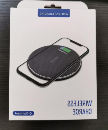 Wireless Charging Pad Dock for Samsung Android Cell