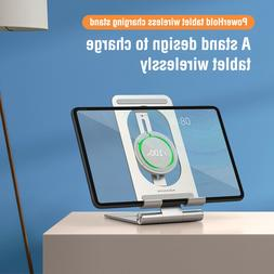 Nillkin Power Hold Tablet Qi Fast Wireless Charging Stand Fo