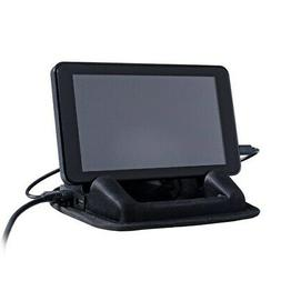 Rand McNally Powered Steel-weighted Dash Pad, Charges Multip