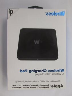 Just Wireless Qi Certified Fast Charge Wireless Charger Char