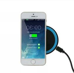Qi Wireless Cell Phone Charging Pad, Universal - U.S Stock w