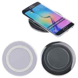 QI Wireless Charging Pad for Galaxy Edge Note iPhone 11 / Pr