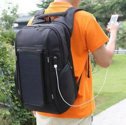 """Solar Charging Panel Backpack 15.6 inch by """"Kingson Bags"""" bu"""