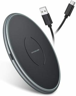 ESR Wireless Charger, Metal Frame Ultra-Thin Fast Charging